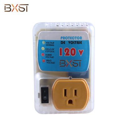 BX-V010-120V US Under-Voltage Adjustable Voltage Protector with Switch Suitable for Refrigerator Air Conditioner