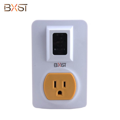 BX-V070-120V Us Delay Time Adjustable Household Refrigerator Air Conditioner Voltage Protector