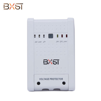 BX-V078 Wiring Worldwide Home Surge Voltage Protector from China Wholesale with Indicator Light
