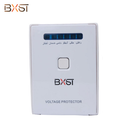BX-V024 Wiring Worldwide Surge Voltage Protector with Indicator Light and Switch But