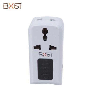 BX-V068 UK 220V 13A New Design Power Voltage Protector with LED for Home