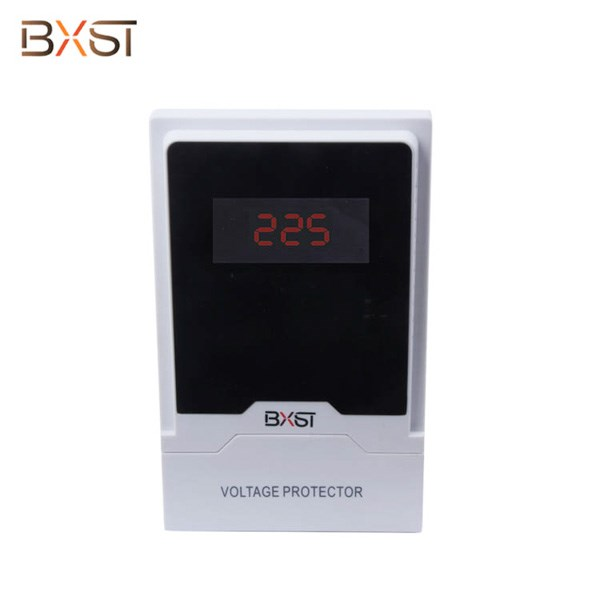 BX-V112-D 4-Line Ground Wiring Voltage Protector with Delay Switch for Home Appliance Protection