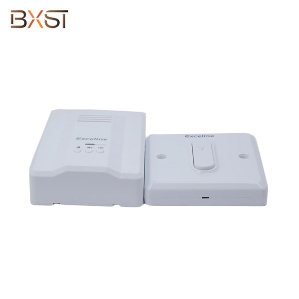 BX-W021 64 Chord 12V/23ADC 200M Waterproof Long Range Wireless Doorbell with ABS Plastic for Intelligent Home