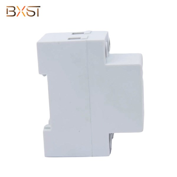 BX-V011 Single Phase Wiring Din Rail Auto-recovery Solar Energy Surge Voltage Protector