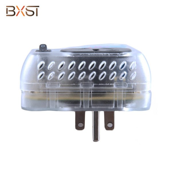 BX-V010-CS-20 Chinese Socket UAS Plug 20A Voltage Protector For Air Condition Refrigerator