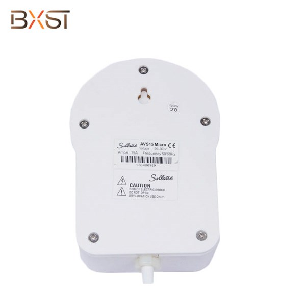 BX-V106-SA South Africa Plug Surge Voltage Protector with Adjustable Low and High Voltage