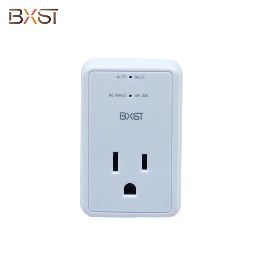 BX-V162-US USA Plug 120V Portable Surge Voltage Protector for Home Appliance