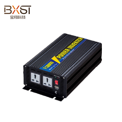 BX-IT001-1500W 1500W DC To AC Single Phase Pure Sine Wave Inverter For Home Appliance