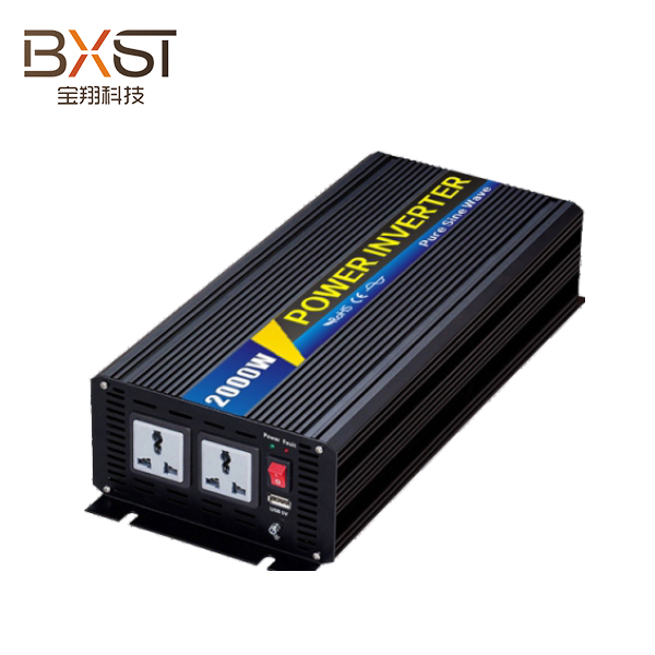 BX-IT001-2000W 2000W DC To AC Single Phase Pure Sine Wave Inverter For Car