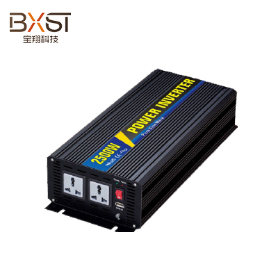 BX-IT001-2500W 2500W DC To AC Single Phase Voltage Converter Inverter For TV Guard