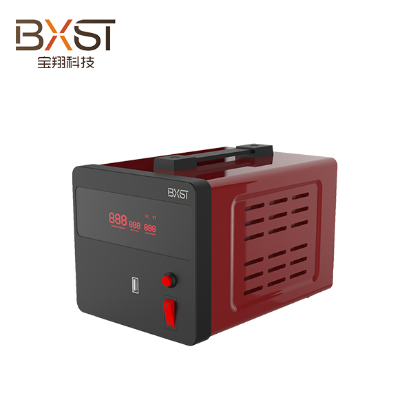 BX-AVR08-1500W 110V/220V 1000W Single Phase Relay Controlled Voltage Stabilizer Transfomer For Home With LED