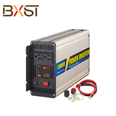 BX-IT002-1000W  1000W Pure Sine Ware Inverter with LED Digital Display