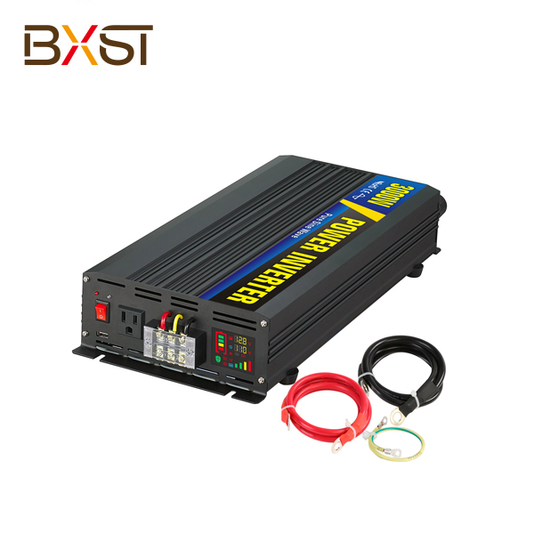 BX-IT002-3000W 3000W Pure Sine Ware Inverter with LED Digital Display