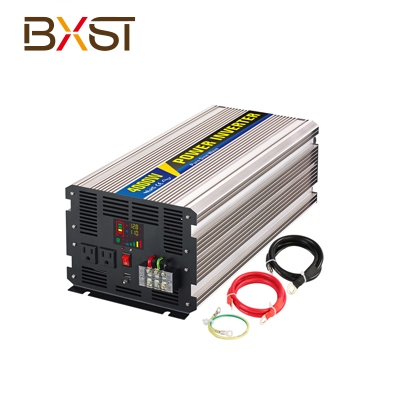 BX-IT002-4000W 4000W Pure Sine Ware Inverter with LED Digital Display
