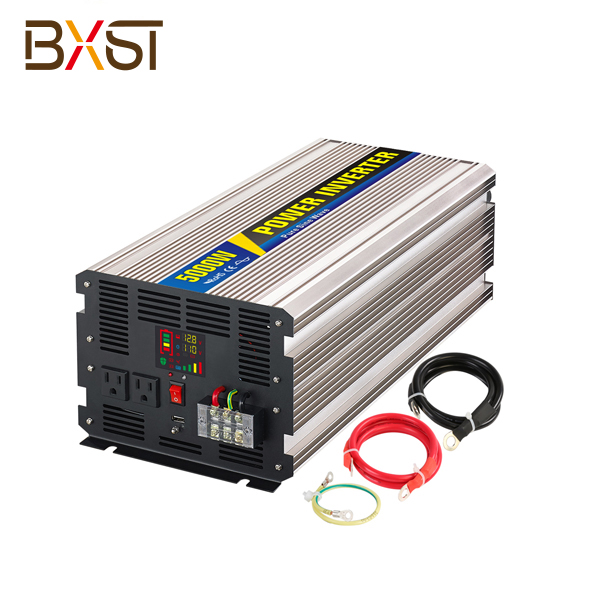 BX-IT002-5000W 5000W Pure Sine Ware Inverter with LED Digital Display