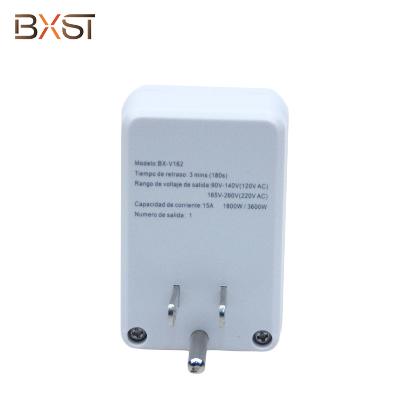 BX-V162 120V Ultra-Small Us Automatic Voltage Protector with ETL Certification