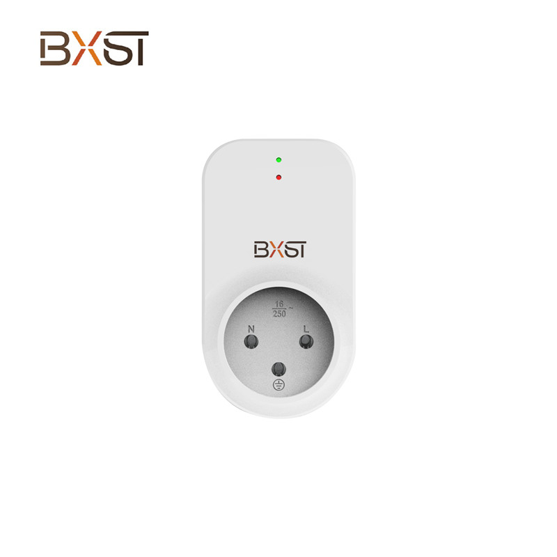 BX-V212 Israel Lightning and Surge Protector Plug/Socket With Delay