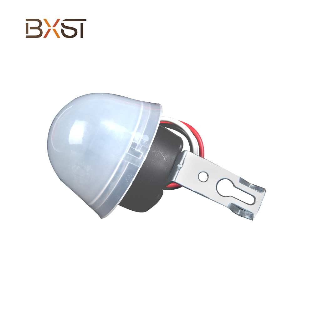BX-SL002 Waterproof light control street lamp automatic switch with lightning delay protection