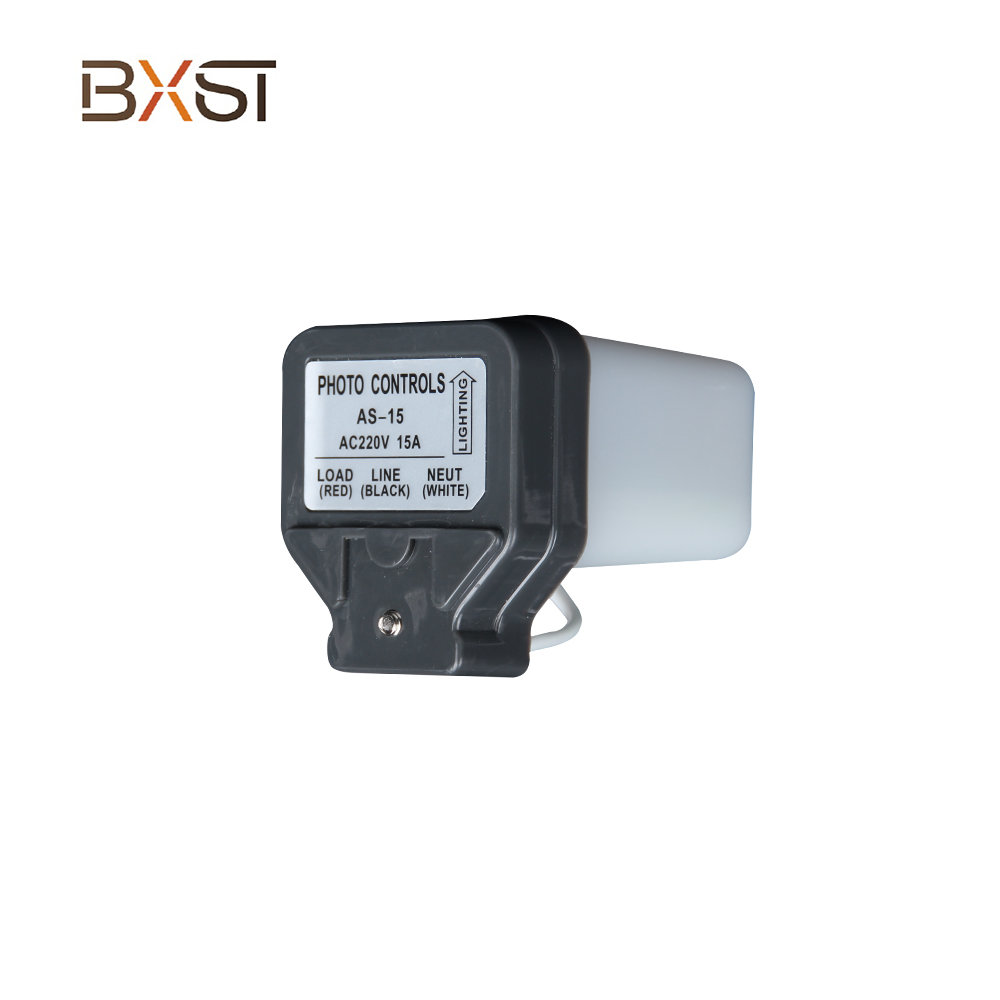 BX-SL004 Intelligent automatic sensing dark light switch controller